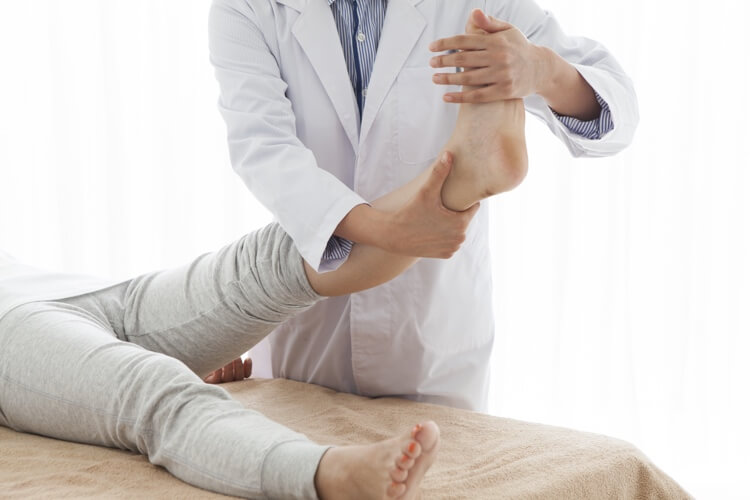 AnklePT How to Properly Recover from an Ankle or Knee Sprain
