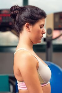 chintuck 200x300 Why Your Neck Hurts and What You Can do to Fix it
